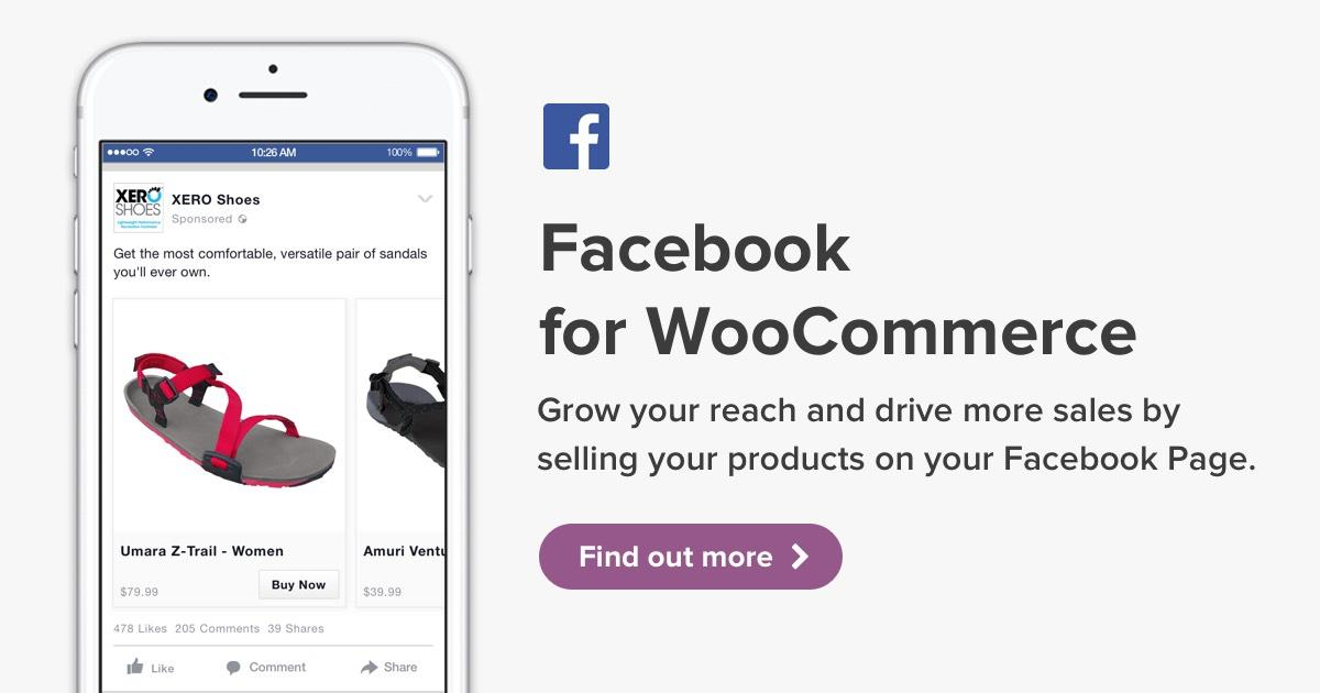 Woocommerce-Faceook